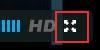 full screen button